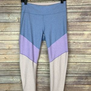 Outdoor Voices 7/8 Springs Blue Purple Leggings